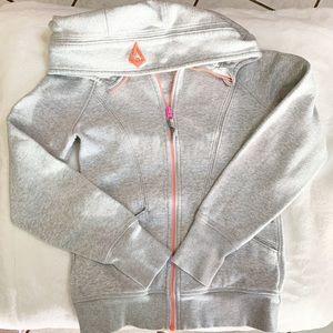 Ivivva Girls Shirts & Tops Ivivva Zip Up Hoodie